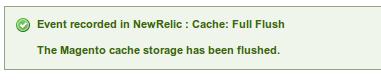 Magento New Relic Integration